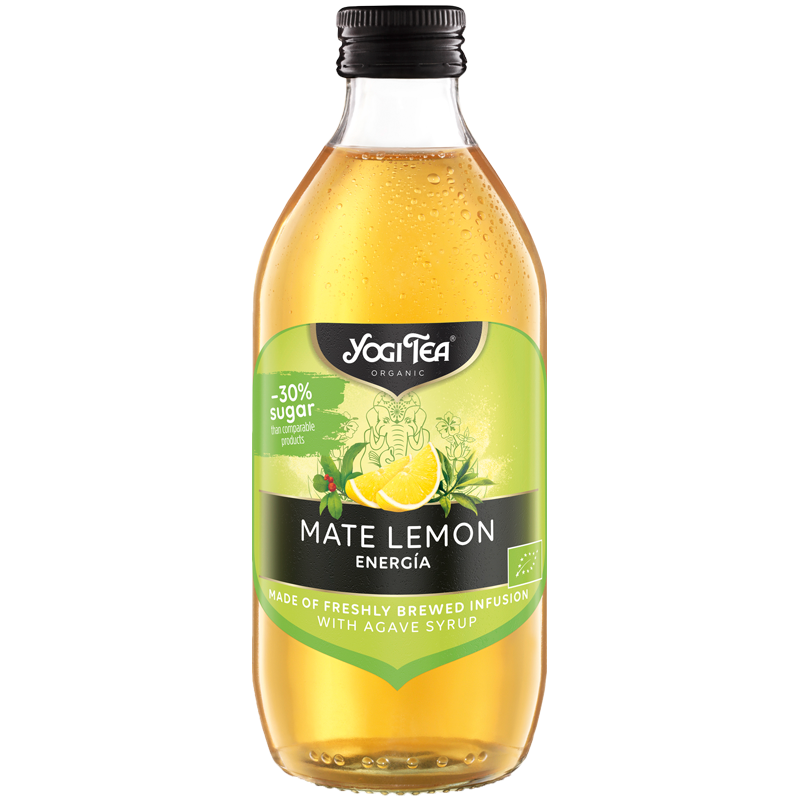 Yogi Tea infusion mate limon